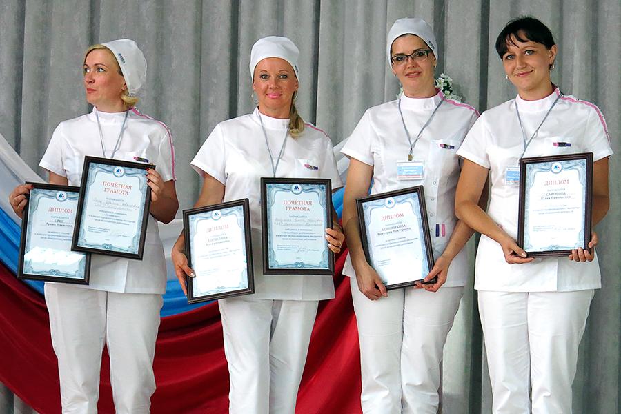 Конкурс профессионального мастерства среди медицинских работников