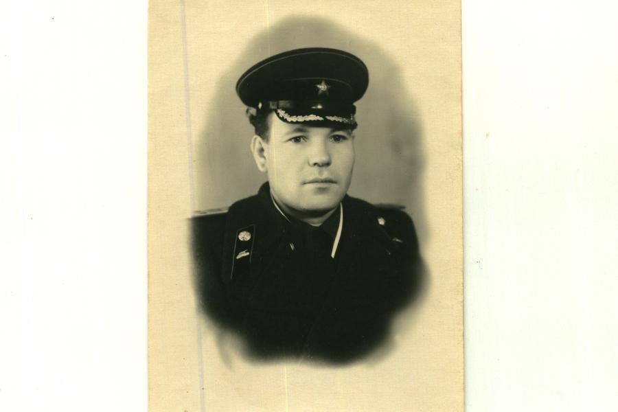 Иван Петрович Разинков