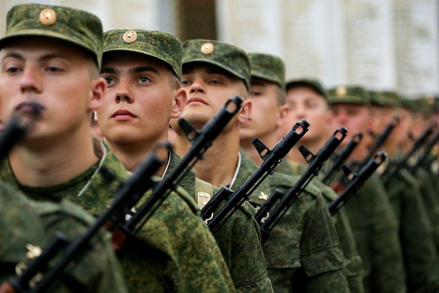 Минобороны изменило правила призыва насрочную военную службу