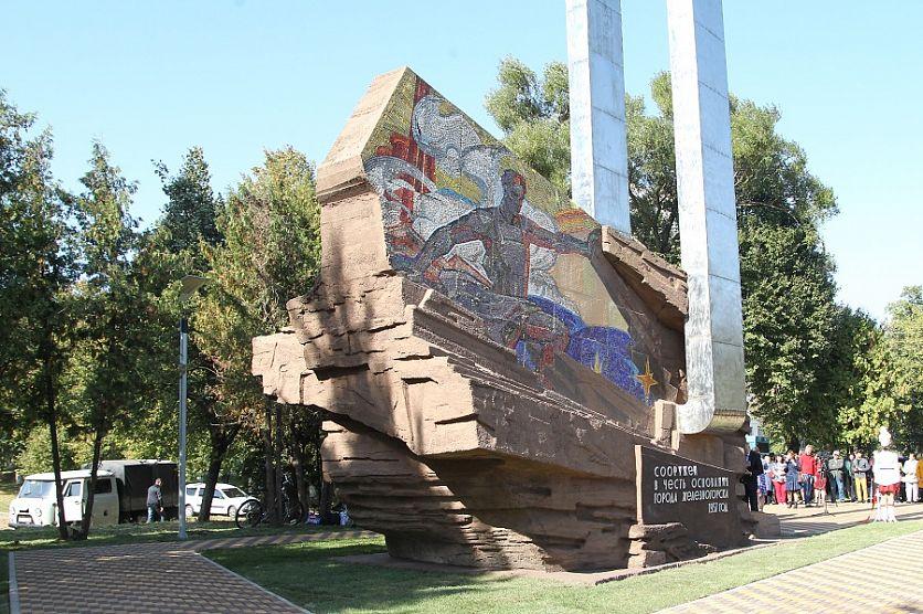 Жители Железногорска отправили послание потомкам в 2057 год