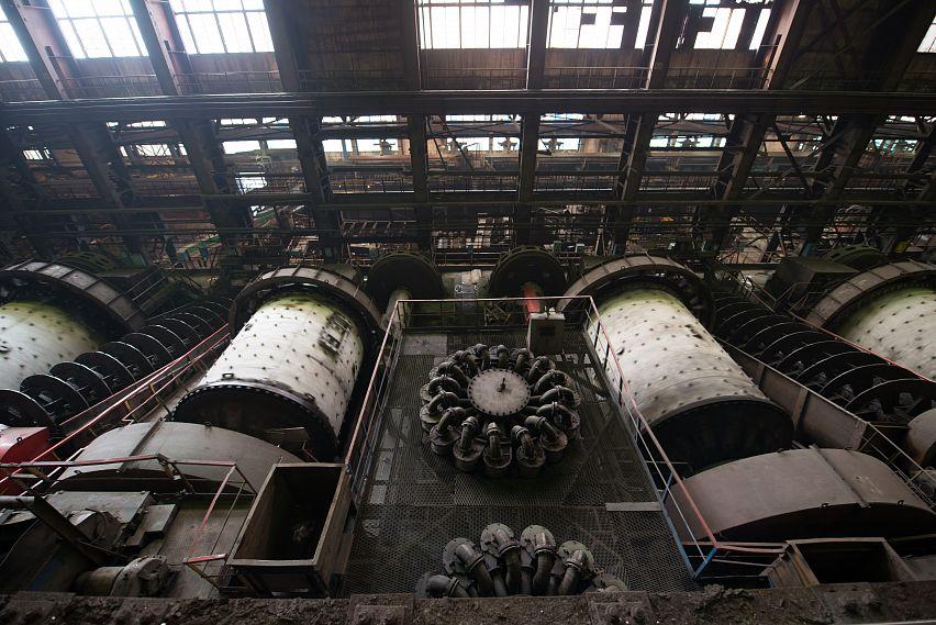 фото обогатительная фабрика версаль что это обычная